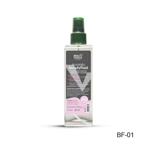 Liquid for working with Poly Gel (Acrylatic Beauty Fluid) BF-01,  250 ml