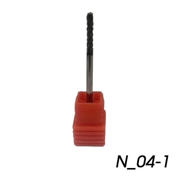 Carbide nozzle for milling machine N_04-1
